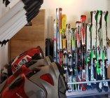 Ski Depot  und Skiserviceraum